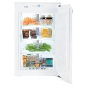 Congelator Liebherr IGN 1654, incorporabil, A++, 84 litri, 4 sertare, no frost, alb