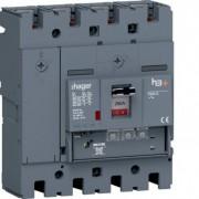 HAGER Disj.h3+P250 LSNI 4x250A 70kA - APPAREILLAGE DE TETE HAGER HET251GR