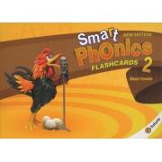 Smart Phonics Level 2 Flash Card ?Child English Teaching Material? Smart Phonics New Edition 2 Flash Cards