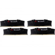 DDR4 64GB (4x16GB), DDR4 3200, CL14, DIMM 288-pin, G.Skill RipjawsV F4-3200C14Q-64GVK, 36mj