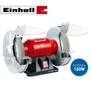 Smerigliatrice da banco/Doppia Mola 150mm 150W Einhell - TH-BG 150