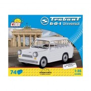 Set de constructie Cobi Klocki, Trabant 601