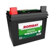 Baterie Rombat Green 12V 28Ah 230A pentru motocultor, masini tuns iarba, golf, zapada