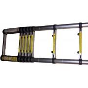 Aluminium Telescoop ladder 3.8 meter
