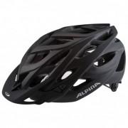 Alpina - Women's D-Alto L.E. - Casque de cyclisme taille 57-61 cm, noir