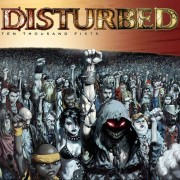 Disturbed - Ten Thousand Fists (0093624943327) (1 CD)