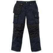 Carhartt Multi Pocket Ripstop Hose Schwarz 40