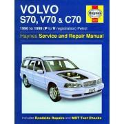 Haynes Manuel d'atelier Volvo S70, V70 & C70 Essence (1996 - 1999) 3573