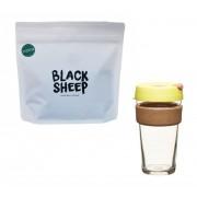 Kedvezményes Kávés csomag Saffron Keepcup al