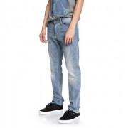 Узкие джинсы Worker Light Indigo Blue
