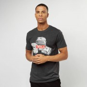 mister tee T-Shirt C.R.E.A.M. Bundle - Grijs - Size: Extra Small; male