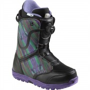 Burton Дамски Сноуборд Обувки Starstruck BOA Black Multi