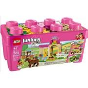 LEGO Juniors #10674 Pony Farm 306pcs Set New In Box Sealed #10674