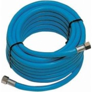 Furtun aer comprimat PVC cu insertie FIAC 20 m x 8 mm racord filetat 14