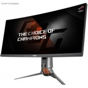 """Asus Curved 34"""" IPS G-sync non-glare Wide LED Monitor"""