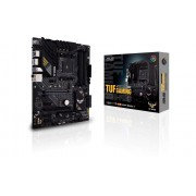AMD B550 (Ryzen AM4) ATX gaming motherboard with PCIe 4.0; dual M.2