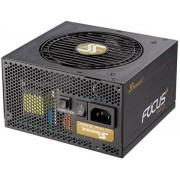 Sursa Seasonic Focus Plus 550 Gold, 550W, 80 Plus Gold, Full Modulara