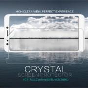 NILLKIN képernyővédő fólia - Crystal Clear - 1db, törlőkendővel - Asus Zenfone 5 Lite (ZC600KL) - GYÁRI
