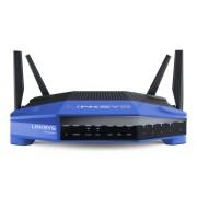 Linksys WRT3200ACM router wireless Dual-band (2.4 GHz/5 GHz) Gigabit Ethernet Nero, Blu