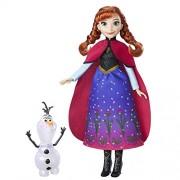 Disney Frozen Northern Lights Anna, Multi Color