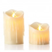 Miracle Flame Candles