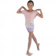 Camiseta de Ballet Exclusiva Bloch - CZ9022