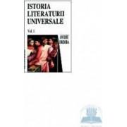 Istoria literaturii universale-vol. I II - Ovidiu Drimba