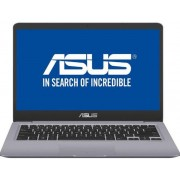 "Laptop ASUS VivoBook 14 S410UA (Procesor Intel® Core™ i5-8250U (6M Cache, up to 3.40 GHz), Kaby Lake R, 14"" FHD, 4GB, 256GB SSD, Intel UHD Graphics 620, Endless OS, Gri)"