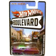 Hot wheels Boulevard Legends Series--Metrorail Nash Metropolitan Drag Car