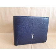 Trussardi Portafoglio - Blu - 71w00001-2p000181