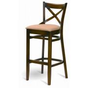 Barová židle H-5245 čalouněná