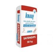 Glet pentru finisare Knauf Satengips pe baza de ipsos 20 kg
