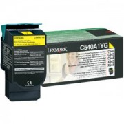Тонер касета за C540,C543,C544,X543,X544 Yellow Toner Cartridge 1 000 page - C540A1YG