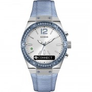 Orologio donna guess c0002m5 connect