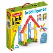 SET CONSTRUCTIE LINK BLOC 12 PIESE PENTRU COPII - QUERCETTI (Q4022)