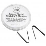 Nożyki do nacinania opon RILLFIT R-2 5-8mm - R-2
