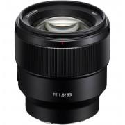 Pachet Sony Obiectiv Foto Mirrorless 85mm F1.8 pentru Sony FE+Manfrotto Filtru UV