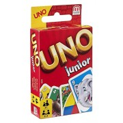 Aatharva Mattell Uno Card Game Cards (Junior)