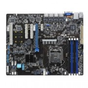Дънна платка за сървър Asus P10S-E/4L, LGA1151, DDR4 UDIMM, 4x LAN + 1x Mgmt LAN, 8x SATA 6Gb/s, RAID 0,1,5,10, 2x USB 3.1 Gen1, 2x USB 2.0, ATX