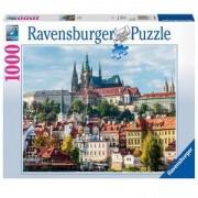 Пъзел от 1000 части - Замъкът в Прага, Ravensburger, 7019741
