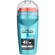 L'Oréal Paris Men Expert Cool Power antitranspirante roll-on (48h) 50 ml
