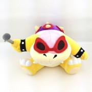 "8.8"" Super Mario Bros Roy Koopa Plush Anime Doll Stuffed Animals Cute Soft Collection Toy Best Gift For Kids"