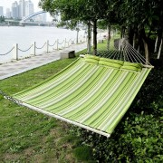 Outsunny 2 Person Hammock W/Pillow 188L 140W (cm)