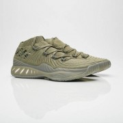 Adidas crazy explosive low Trace Cargo/Base Green/Ftwr White