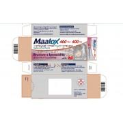 Sanofi Spa Maalox*s/z 30cpr Mast400+400mg