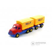 Camion cu remorca si prelata 76 cm