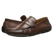 Clarks Ashmont Way Cognac Smooth Leather