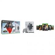 Microsoft Xbox One X 1TB Console Gears 5 Edition Bundle
