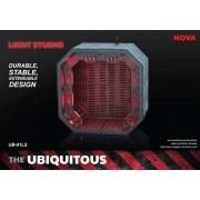 Decorațiune (Dioramă) Ubiquitous Diorama Case with Lighting for Action Figures LS Edition - UB-01LS