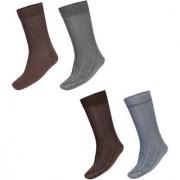 Avyagra Presents Cotton Reversable Range of Socks
